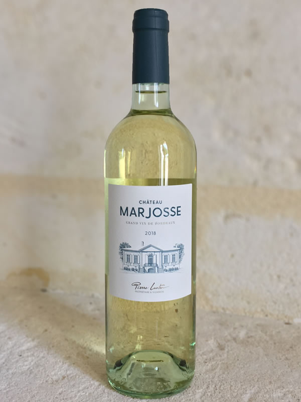 Bouteille Château Marjosse