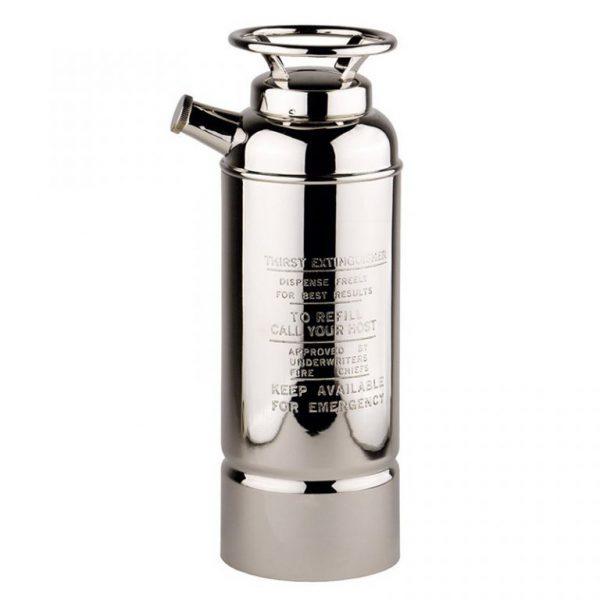 Fire Extigusher Cocktail Shaker