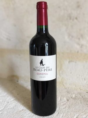 Bouteille de vin Clos du Beau Père